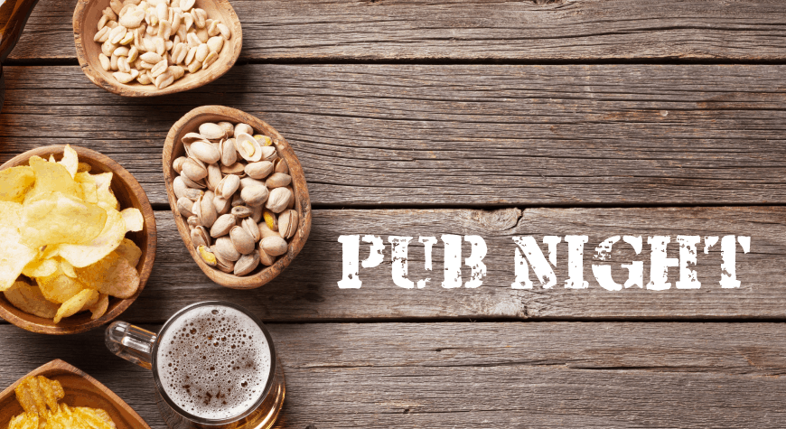 Pub Night 9